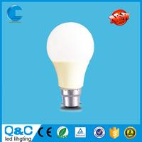 7W 220V high lumen E27 led lighting bulb for China sourcing