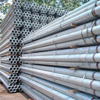 DIN 2448 seamless carbon steel pipe price list with mill test certification