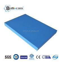 Aluminium honeycomb core laminated with aluminium alloy