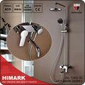himark expostos quente e fria misturador de água do chuveiro