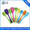 utensil sets /china manufacturer Silicone cook tool / New Design Silicone Spatula Cooking Tools