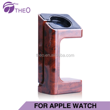 2015 newest factory price smart watch display stand for apple