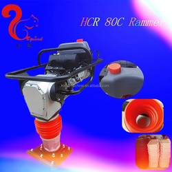 For Sale Honda GX160 gasoline 80kg 18kn factory soil tamping rammer HCR80C
