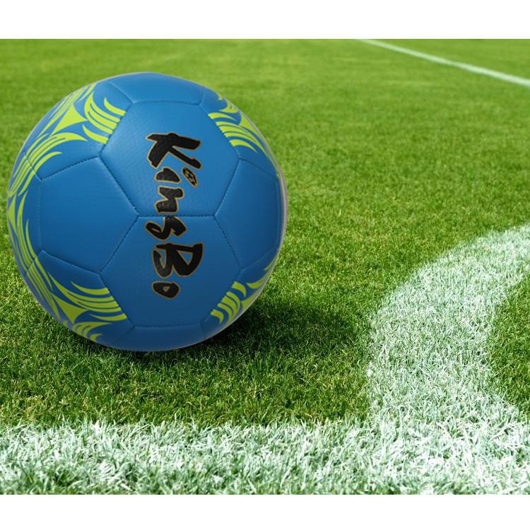 Buena calidad al por mayor tamaño 4 neopreno balón de fútbol balones entretenimiento o concurso escolar