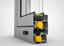 Aluminium Systems for Opening Windows with Thermal Break