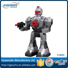 telecomando tiro robot ragazzo combattendo robot giocattoli