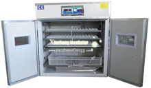 3 layer 528 eggs Poultry Egg Incubators Prices/Automatic Poultry Incubators