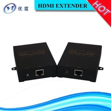 HDMI extender cat5e x1, HDMI extender 100m/60m/120m over tcp ip 150m Accept paypal
