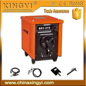 top 10 prix compétitif AC machine de soudage à l'arc haute puissance BX6-300
