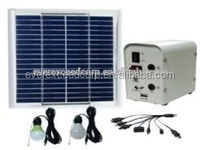 EverExceed 50w Solar Home System with 5~60V PV Modules