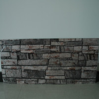 Color Steel Plate Material and Plain Roof Tiles Type stone