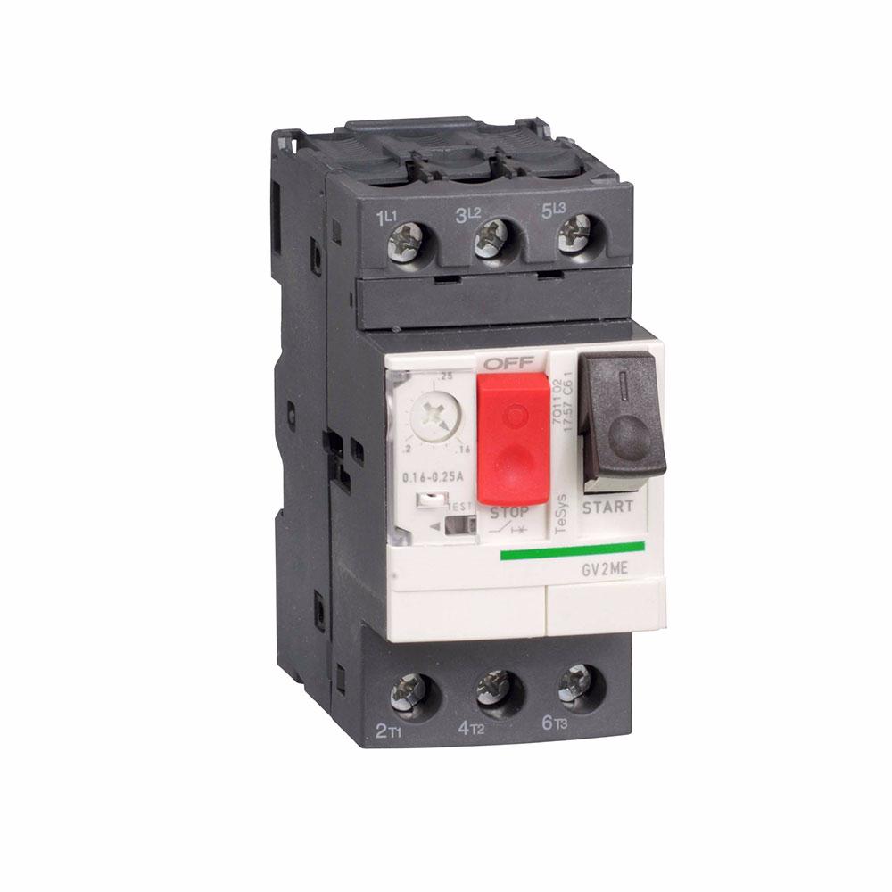 Motor circuit breaker telemecanique gv2 gv2m gv2me gv2p gv3 gv3m gv3me motor manual starter Telemecanique motor starter