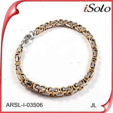 China Jewelry Wholesale Popular Beauty Products Motorcycle Chain Bracelet