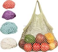 Wholesale Small Net Cotton String Bag