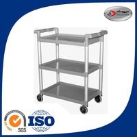 304 quality restaurant 3tiers tea trolley