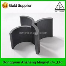 Arc Ferrite Magnet Permanent Ferrite Magnet