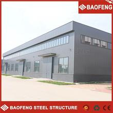 insulated low cost prefabricated living low cost prefab warehouse for factory storing