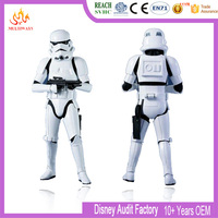 Disney Audit factory OEM Plastic Star War Action Figure Toys, Movie figure action figure