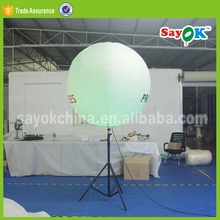 inflatable advertising stand light car balloon