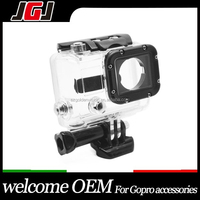 35M Underwater Camera Waterproof Housing Case for Gopro Hero 3 Action Camera for GoPro Accessories Colorful Protective Shell