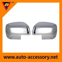 Full chrome car side mirror covers
