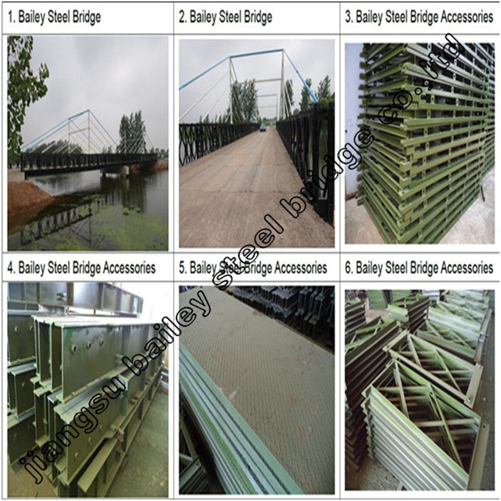 bailey bridge supplier/bailey panel