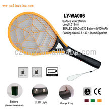 Melhor vendendo alimentado por bateria elétrica barata bug raquete / assassino flea