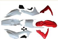 New model CRF110 dirt bike body parts motorcycle fairing kit