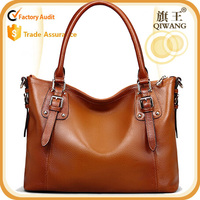 Women Lady Leather Tote Shoulder Bags Hobo Handbags Purse with handle
