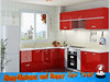 high gloss UV finish door modern kitchen cabinets