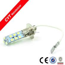 H3 flash White led Light car Headlight fog light