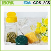Clear Empty Recycled 1 oz Spice Jars