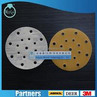 buffalo Sandpaper Sand For Wood 3M Velcro MANUFACTURER