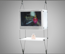 High quality 23 inch clear Transparent Lcd Display Screen