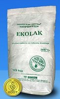 Ekolak and Ekolak Plus - Natural milk replacement for nutrition of young animals