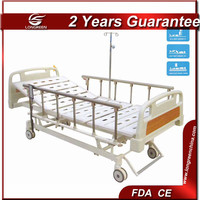 Luxury 3 position electric invacare hospital bed parts