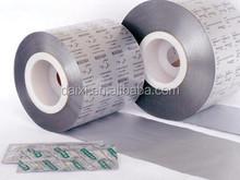 hard aluminium foil jumbo roll for pharma
