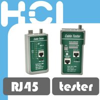 RJ45 RJ11 BNC USB 3.0 4in1 Lan Cable Tester