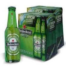 Dutch Bee, Heinekens 250ml bottle Lager Beer premium quality