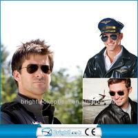 Hot sale cheap men's aviator sunglasses new popular design