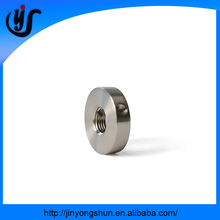Precision CNC machining service, metal strong turned part for connectors