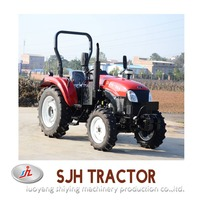 55hp 4wd tractor prices/agriculture tractor/4x4 mini tractor