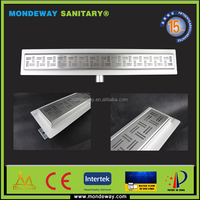 SS304 drain's supplier with High quality Competitve price drain pipe