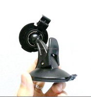 Suction cup Ball and socket style 360 rotations car mount for Garmin GPS