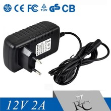 Fast Delivery 12v2a free sample switch power supply