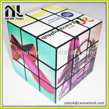 Plastic 3x3 Custom Magic Puzzle Cube