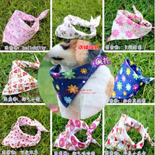Dog Collar Pet Triangular Bandage /Dog Saliva Scarf /Dog Clothes Bib Accessories Pet Products