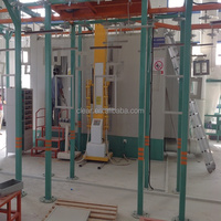 Good Quality China Powder Spray / Paint Booth for Industrial Using