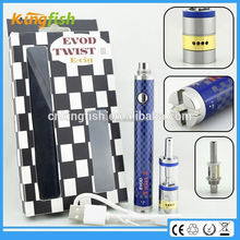 kingfish product 16.5mm diameter evod twist 3 m16 alibaba.com in russian with factory price