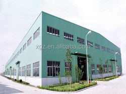 Prefabricated Light Weight Warehouse Construction Costs